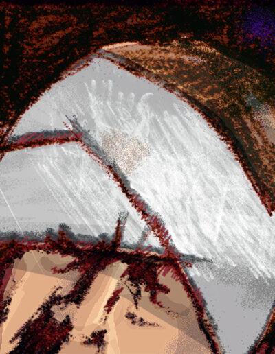 Reuter –Schweißtuch der Veronika