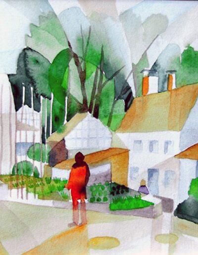 Reuter – Vor dem Dorf
